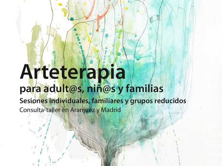 Arteterapia humanista para adult@s y niñ@s en Aranjuez