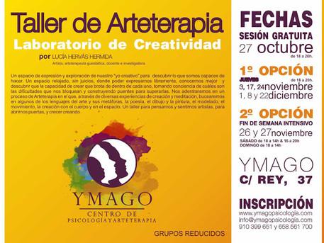 Laboratorio de creatividad en Ymago