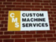 Custom Machine Services Inc.