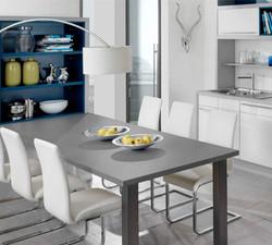 grey quartz countertops