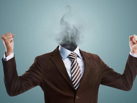 """""""Burnout"""": entenda a importância de evitar o esgotamento total, inclusive em seu trabalho na igreja."""