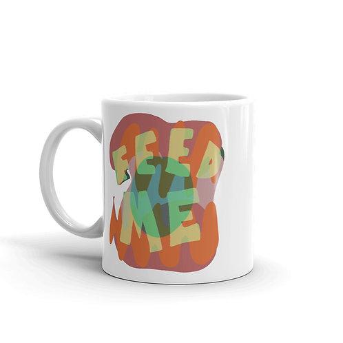 Hungry Girl Mug