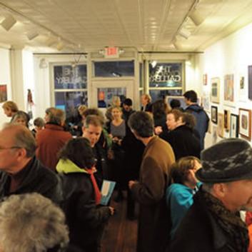 Brianna Ashe & Mary Witt at The Oxbow Gallery