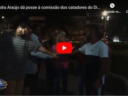 Sandra Araújo dá posse à comissão de catadores de recicláveis do Distrito Federal
