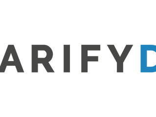 Neues clarifydata Logo