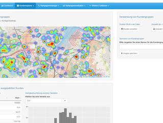 Neues Feature: Kündigungen verhindern durch Geo-Analyse in einer Heatmap
