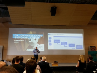 Vortrag bei KI-Veranstaltung