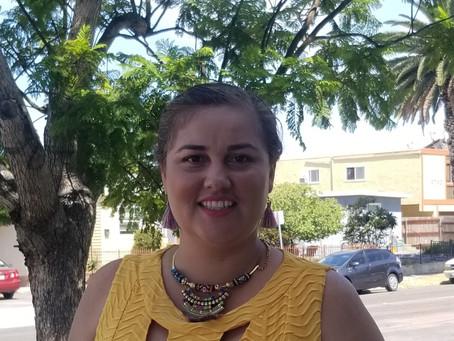 Meet Marcela Mercado - District 9