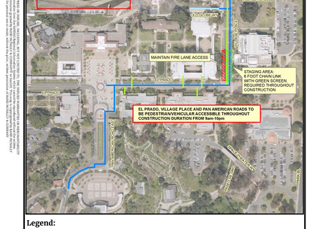 Final Project Details for Water and Sewer