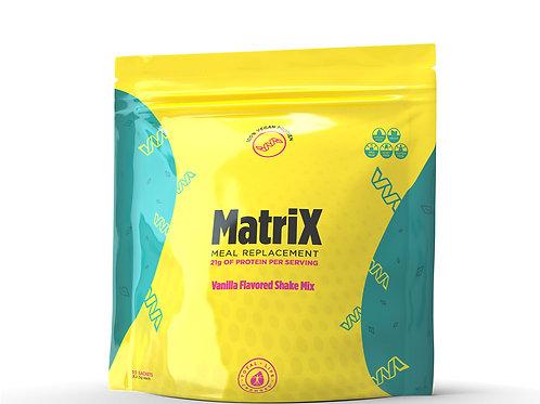 MATRIX: PLANT BASED PROTEIN SHAKE