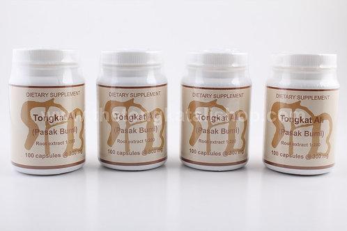 TTAShop Tongkat Ali 1:200 - 400 capsules