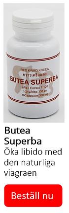 Butea Superba flask