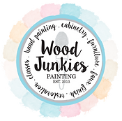 Wood Junkies Painting Logo
