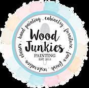 Wood Junkies Painting Logo