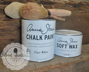 Annie Sloan Chalk Paint® Paints and Waxes