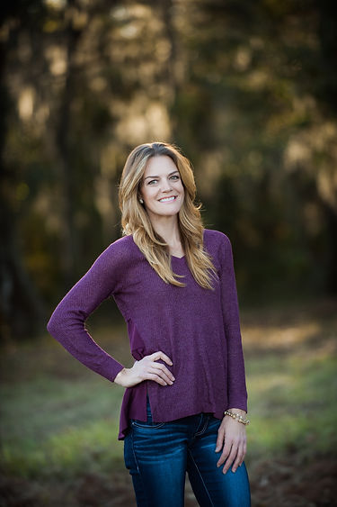 Amber McKee, Owner of Wood Junkies