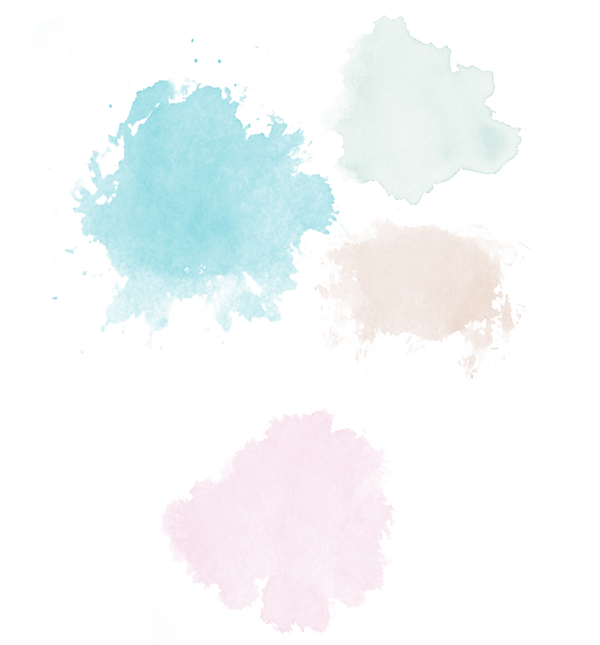 Watercolor Paint Splatter