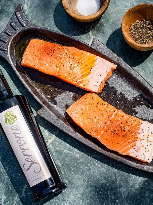 Fresh Salmon (Skin-on)