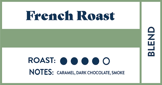 French Roast | Bulk • 6lb
