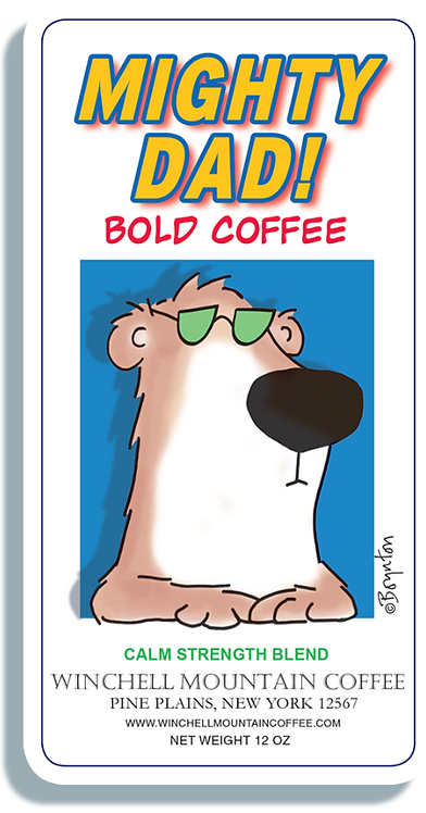 MIGHTY DAD BOLD COFFEE