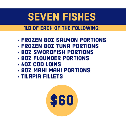 Seven Fishes