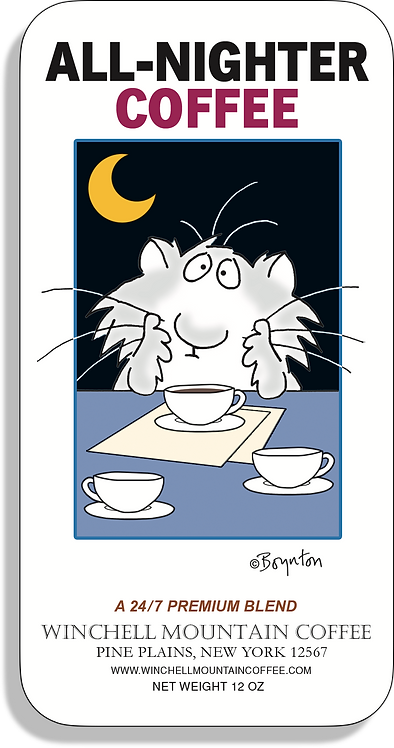ALL-NIGHTER COFFEE