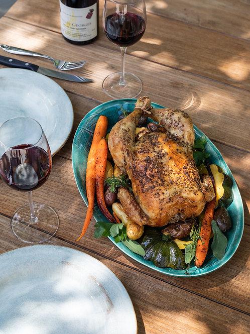 Organic & Free-Range Whole Chicken