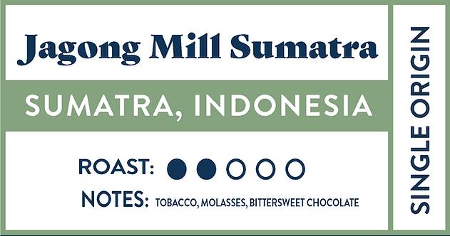 Jagong Mill Sumatra