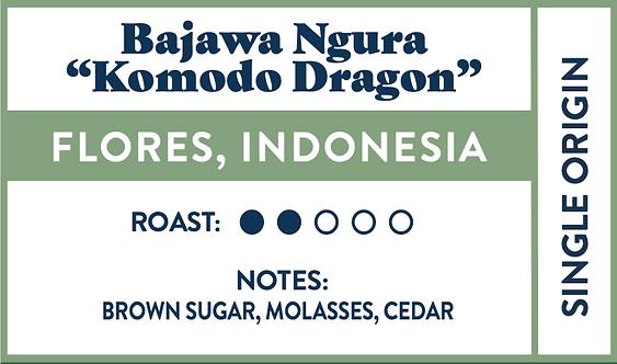 "Bajawa Ngura ""Komodo Dragon"""