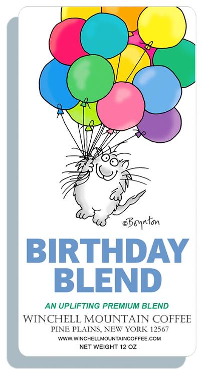 BIRTHDAY BLEND