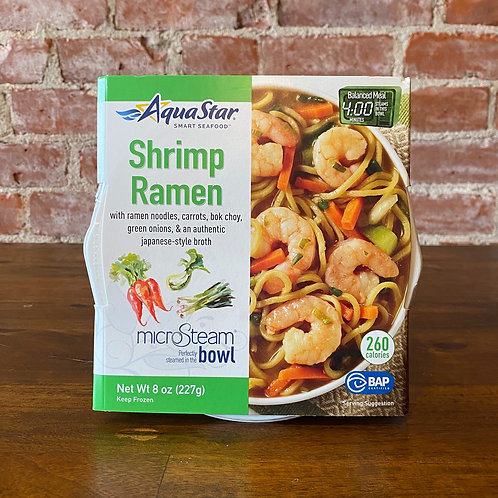 Shrimp Ramen Bowl