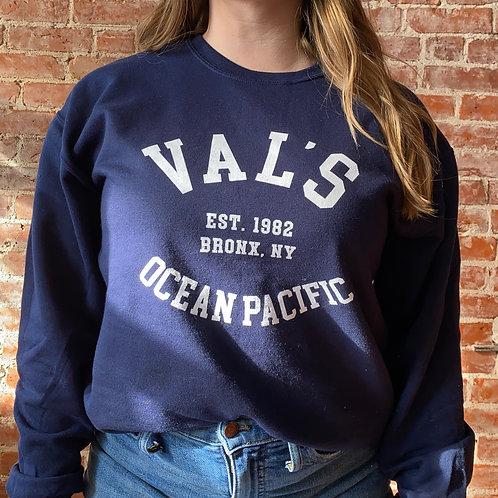 Val's Crew Neck Sweatshirt
