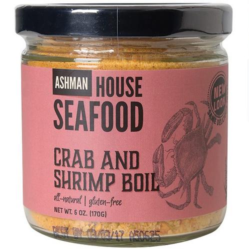 Crab & Shrimp Boil Seasoning