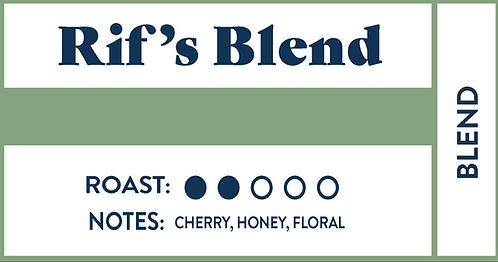 Rif's Blend