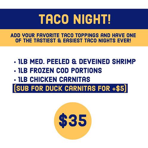 Taco Night Pack
