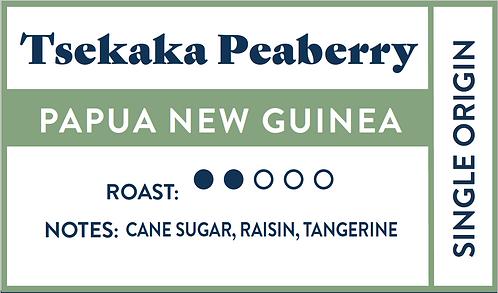 Tsekaka Peaberry • Papua New Guinea