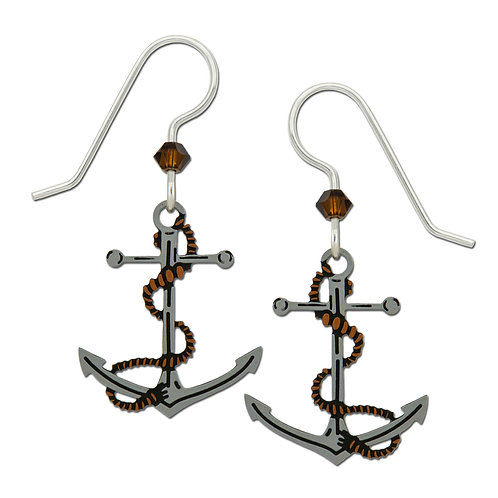 Silver Anchors
