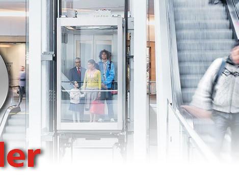 Schindler integra en su sistema nuestra plataforma de facturación electrónica.