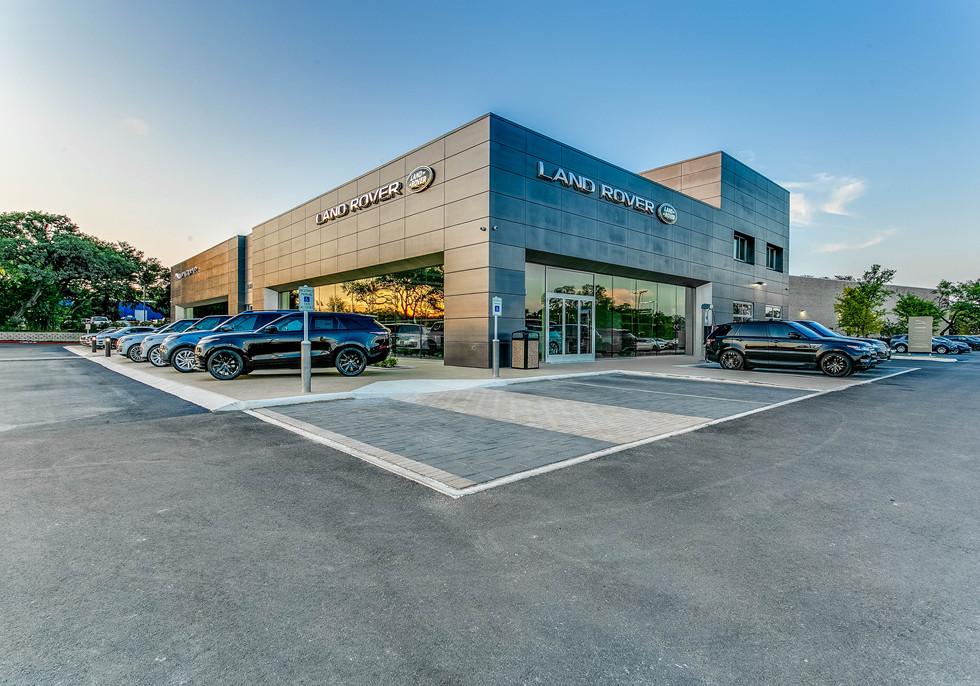 Boerne Jaguar Land Rover