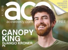 Meet Django Kroner, Canopy Crew's Treehouse Master