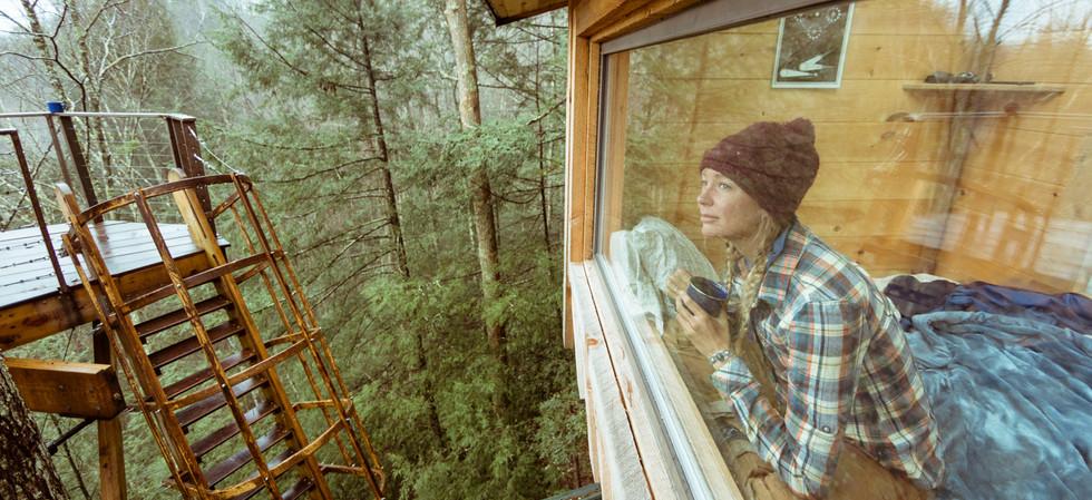 Canopy Crew Treehouse
