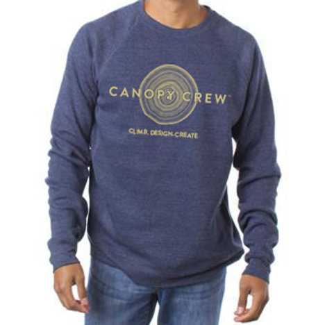 Men's Canopy Crew Fleece Lined Sweatshirt
