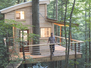 Cincinnati tree house builder gets pilot on Animal Planet