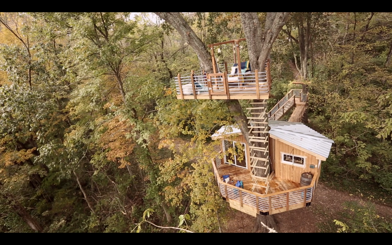 Custom Treehouse