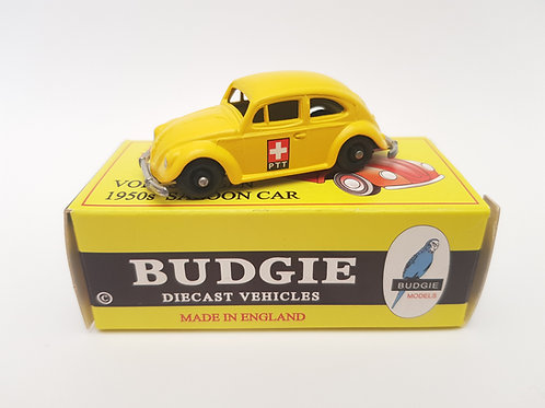 Budgie Models VW 1950s Saloon Car no. 8 PTT