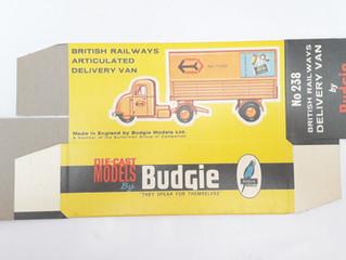 Original 1950s / 1960s Budgie Box no. 238