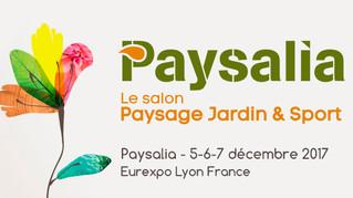 Végépolis au Salon Paysalia 2017