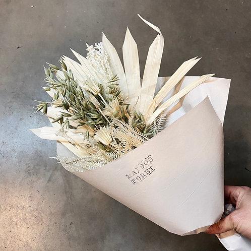 Bouquet lumière blanche