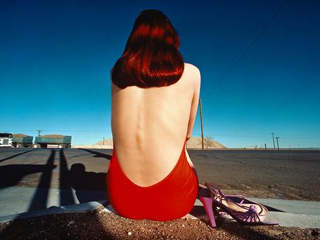 Follow Me by Guy Bourdin