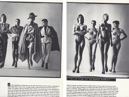 Sylvia Gobbel la musa de Helmut Newton nos habla sobre sus icónicas imágenes